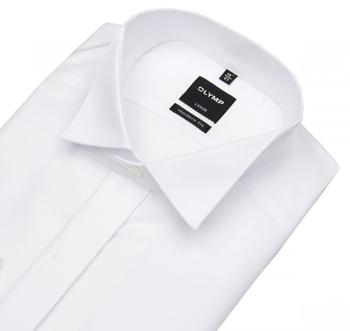 Hemd mit Kläppchenkragen / Vatermörder