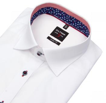 Hemd mit Under Button Down Kragen / Versteckter Button Down
