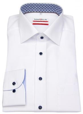 Kent Kragen Hemd von Marvelis Modern Fit