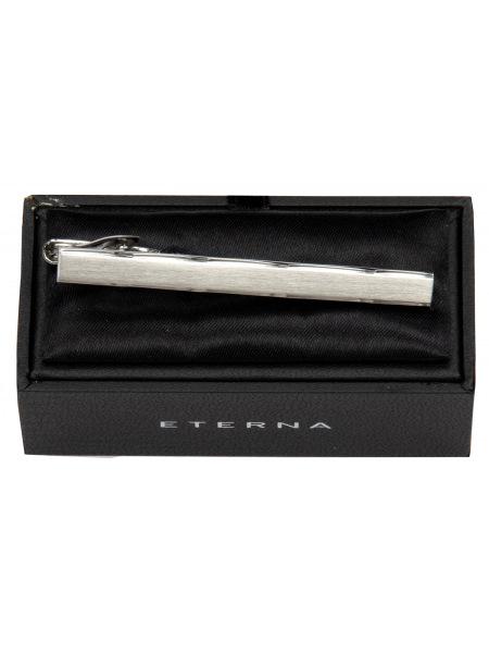 Krawattenklammer von Eterna mit Geschenk - Box