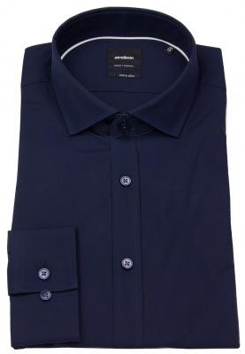 Strellson Hemd Extra Slim Fit in dunkelblau
