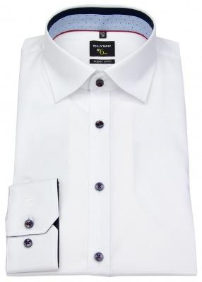 Super Slim Fit Hemd OLYMP No. 6 Six
